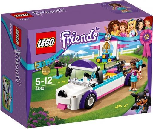 【中古】おもちゃ LEGO 子犬のパレードカー 「レゴ フレンズ」 41301