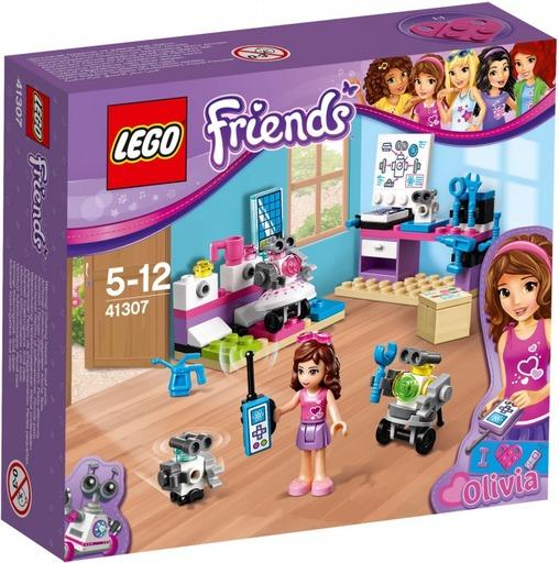 【新品】おもちゃ LEGO オリビアのロボットラボ 「レゴ フレンズ」 41307