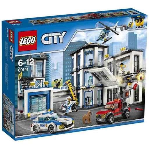 【中古】おもちゃ LEGO ポリスステーション 「レゴ シティ」 60141
