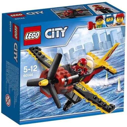 【新品】おもちゃ LEGO アクロバット飛行機 「レゴ シティ」 60144