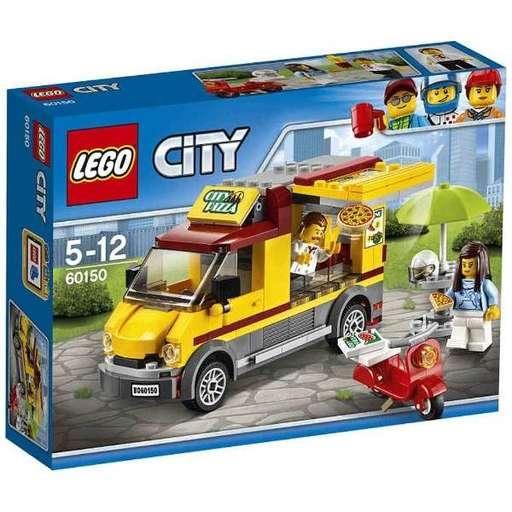 【新品】おもちゃ LEGO ピザショップトラック 「レゴ シティ」 60150