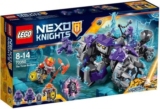 【新品】おもちゃ LEGO ブルンドロックドーザー 「レゴ ネックスナイツ」 70350
