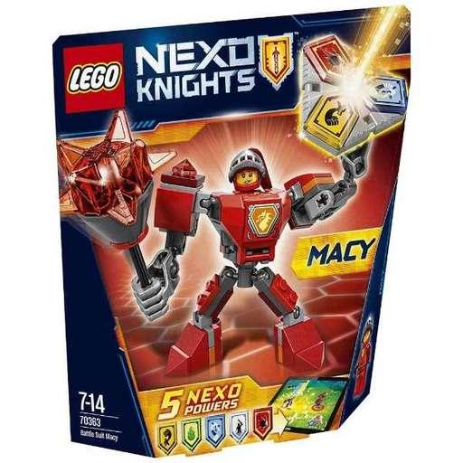 【新品】おもちゃ LEGO バトルスーツ メイシー 「レゴ ネックスナイツ」 70363