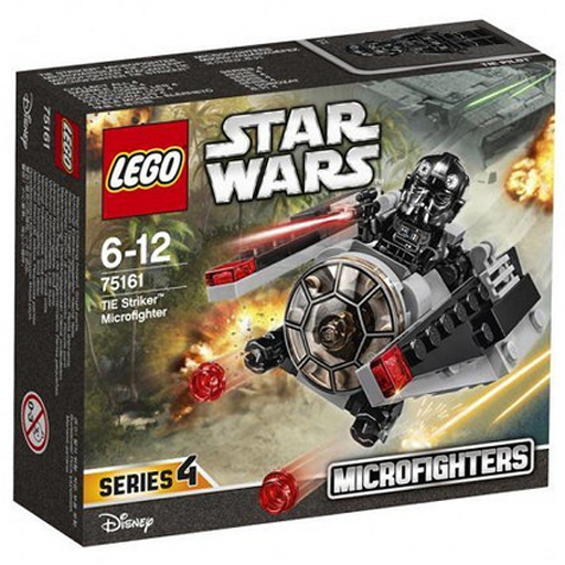 【新品】おもちゃ LEGO マイクロファイター TIEストライカー 「レゴ スター・ウォーズ」 75161