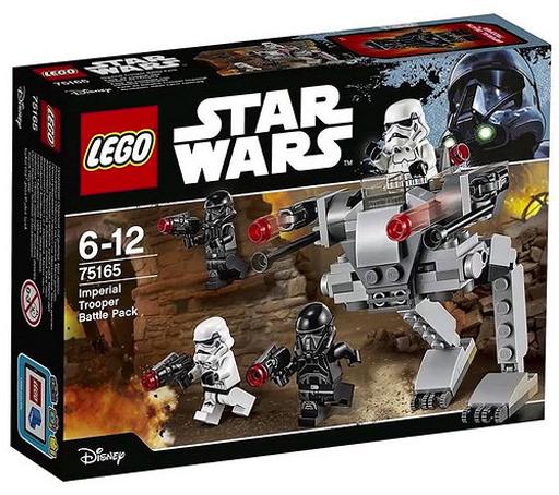 【新品】おもちゃ LEGO バトルパック インペリアル・トルーパー 「レゴ スター・ウォーズ」 75165