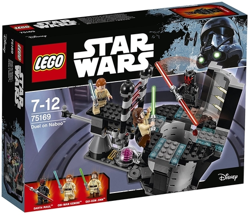 【中古】おもちゃ LEGO ナブーの決戦 「レゴ スター・ウォーズ」 75169