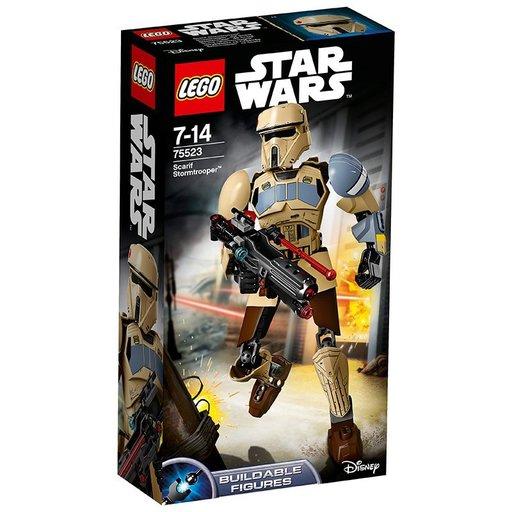 【新品】おもちゃ LEGO スカリフ・ストームトルーパー 「レゴ スター・ウォーズ」 75523