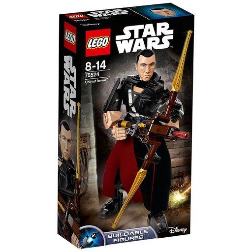 【新品】おもちゃ LEGO チアルート・イムウェ 「レゴ スター・ウォーズ」 75524