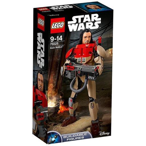 【中古】おもちゃ LEGO ベイズ・マルバス 「レゴ スター・ウォーズ」 75525