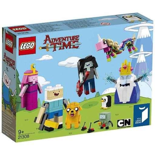 【新品】おもちゃ LEGO アドベンチャー・タイム 「レゴ アイデア」 21308