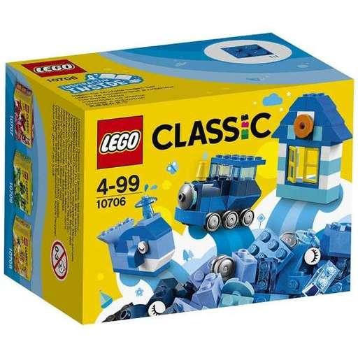 【新品】おもちゃ LEGO アイデアパーツ<青> 「レゴ クラシック」 10706