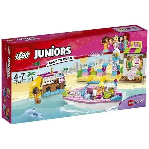 【新品】おもちゃ LEGO フレンズ アンドレアとステファニーのビーチ 「レゴ ジュニア」 10747