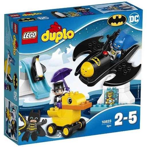 【中古】おもちゃ LEGO バットマン バットウイング アドベンチャー 「レゴ ジュニア」 10823