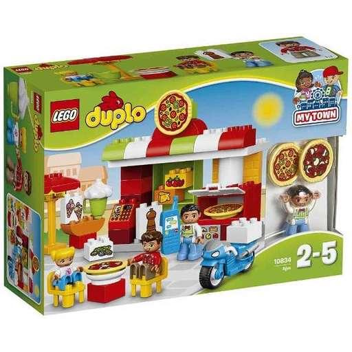 【新品】おもちゃ LEGO デュプロのまち ピザレストラン 「レゴ デュプロ」 10834