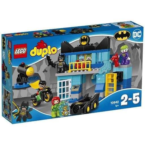 【新品】おもちゃ LEGO バットマン バットケイブのたたかい 「レゴ デュプロ」 10842