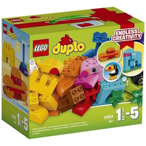 【新品】おもちゃ LEGO デュプロ(R)のアイデアボックス 「レゴ デュプロ」 10853