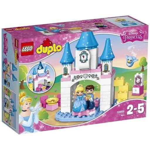 【新品】おもちゃ LEGO シンデレラのおしろ 「レゴ デュプロ」 10855