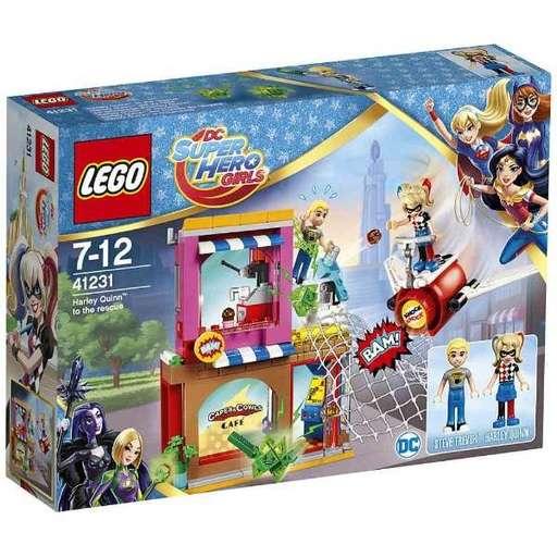 【新品】おもちゃ LEGO ハーレイ・クインのレスキュー作戦 「レゴ スーパーヒーローガールズ」 41231