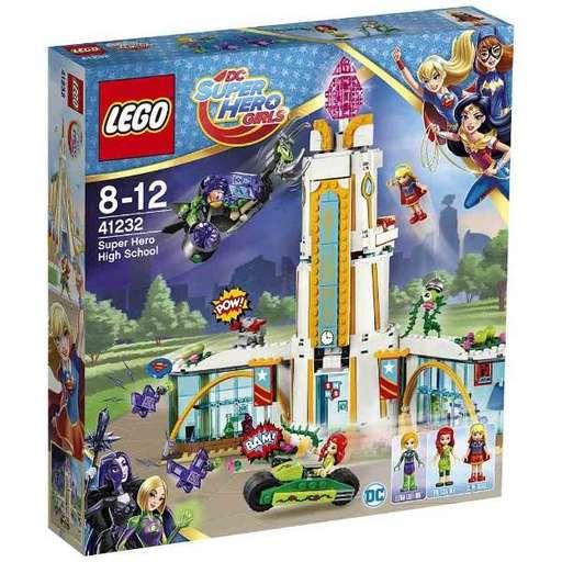 【新品】おもちゃ LEGO スーパーヒーロー ハイスクール 「レゴ スーパーヒーローガールズ」 41232