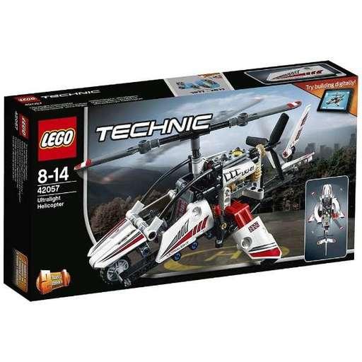 【新品】おもちゃ LEGO 超軽量ヘリコプター 「レゴ テクニック」 42057