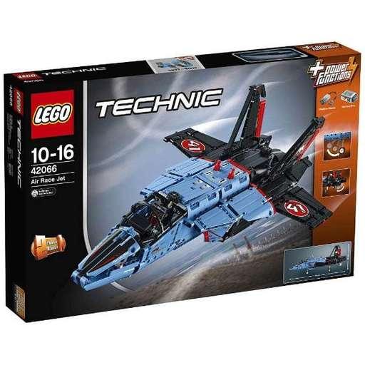 【新品】おもちゃ LEGO エアレースジェット 「レゴ テクニック」 42066
