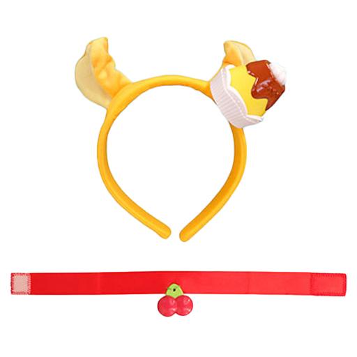 【新品】おもちゃ 変身プリチューム キュアカスタードアクセサリーセット 「キラキラ☆プリキュアアラモード」