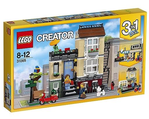 【新品】おもちゃ LEGO タウンハウス 「レゴ クリエイター」 31065