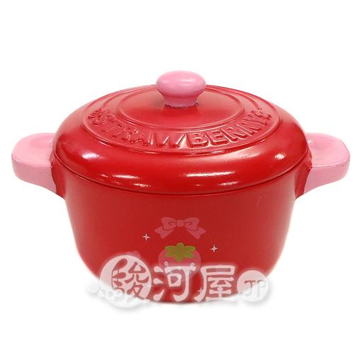 【新品】おもちゃ 野いちご木のおままごと お鍋 赤 マザーガーデン