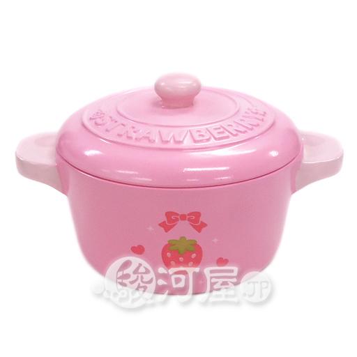 【新品】おもちゃ 野いちご木のおままごと お鍋 桃 マザーガーデン