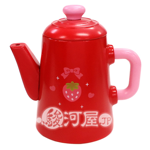 【新品】おもちゃ 野いちご木のおままごと ポット 赤 マザーガーデン