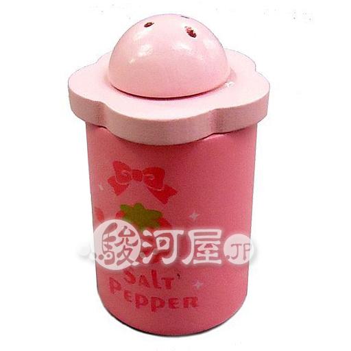 【新品】おもちゃ 野いちご木のおままごと 塩コショウ 桃 マザーガーデン