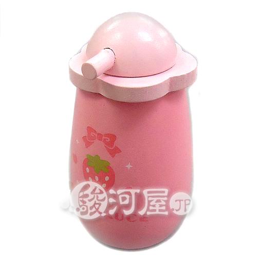 【新品】おもちゃ 野いちご木のおままごと 醤油差し 桃 マザーガーデン