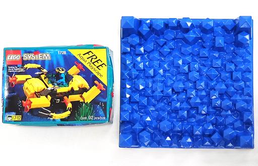 【中古】おもちゃ [ランクB] LEGO アクアノート 「レゴ システム」 1728