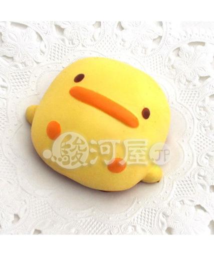 【新品】スクイーズ(食品系/おもちゃ) 野いちご 柔らかキャラパン ぴよちゃん マザーガーデン