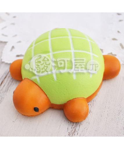 【新品】スクイーズ(食品系/おもちゃ) 野いちご 柔らかメロンパン(カメ) マザーガーデン