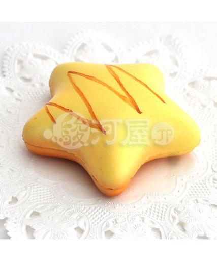 マザーガーデン 新品 スクイーズ(食品系/おもちゃ) 野いちご 柔らかお星様ミルクドーナツ マザーガーデン