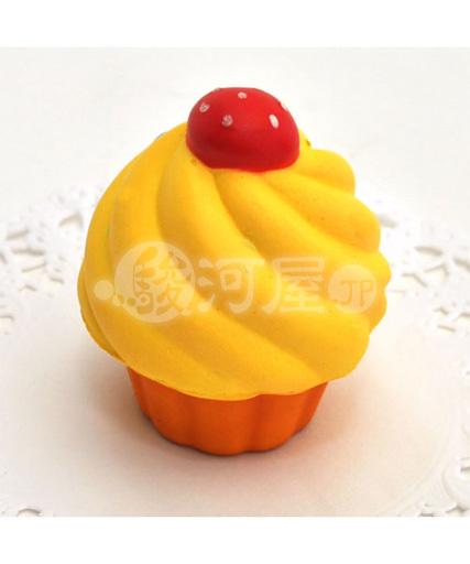 【新品】スクイーズ(食品系/おもちゃ) 野いちご 柔らかレモンカップ マザーガーデン