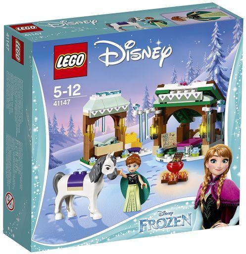 """【新品】おもちゃ LEGO アナと雪の女王 """"アナのスノーキャンプ"""" 「レゴ ディズニープリンセス」 41147"""