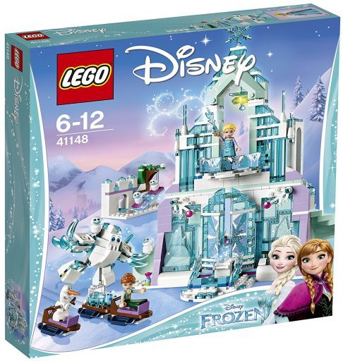 """【中古】おもちゃ LEGO アナと雪の女王 """"アイスキャッスル・ファンタジー"""" 「レゴ ディズニープリンセス」 41148"""