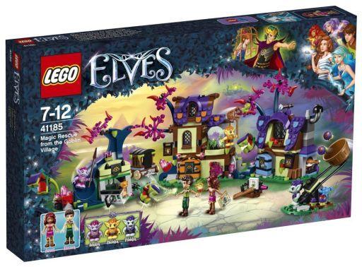 【中古】おもちゃ LEGO ゴブリン村からの脱出 「レゴ エルフ」 41185
