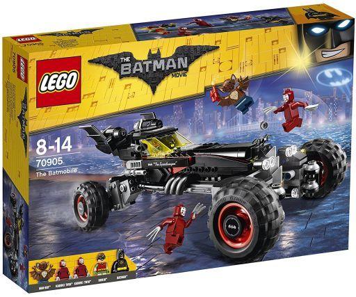 【新品】おもちゃ LEGO バットモービル 「レゴ バットマン」 70905