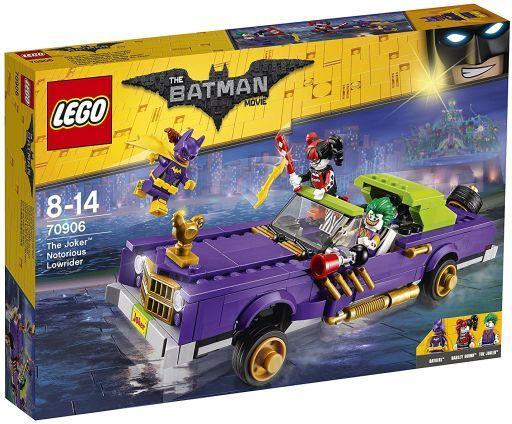 【新品】おもちゃ LEGO ジョーカーのローライダー 「レゴ バットマン」 70906