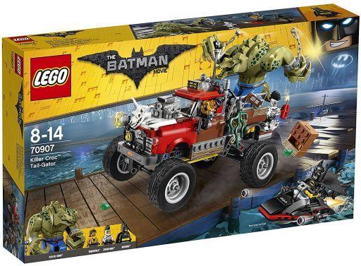 【新品】おもちゃ LEGO キラークロックのテイルゲイター 「レゴ バットマン」 70907