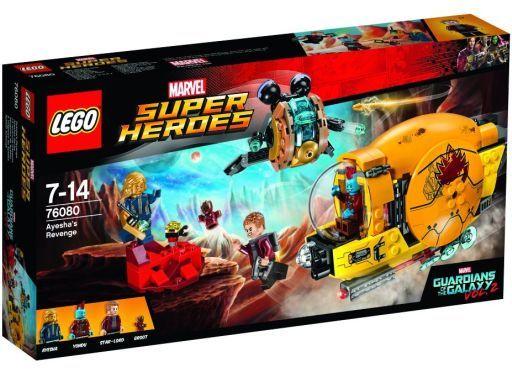 【中古】おもちゃ LEGO マーベル2 「レゴ スーパー・ヒーローズ」 76080