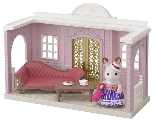 【新品】おもちゃ 街のおしゃれなマイルーム 「シルバニアファミリー」 タウンシリーズ