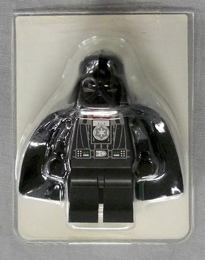 【中古】おもちゃ LEGO ダース・ベイダー ミニフィギュア 「DVD レゴ(R)スター・ウォーズ ツイン・パック」 先着購入特典