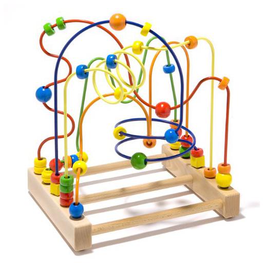 【中古】おもちゃ [箱欠品] ボーネルンド ルーピングチャンピオン