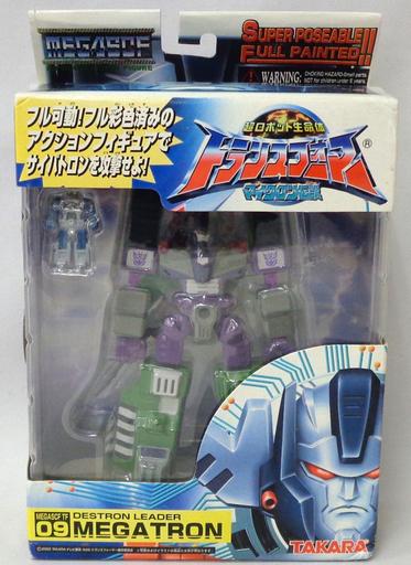 【中古】おもちゃ メガトロン 「超ロボット生命体 トランスフォーマー マイクロン伝説」 MEGASCF TF09