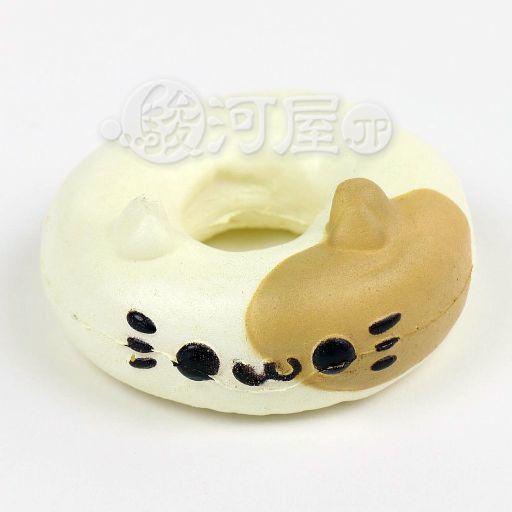 マザーガーデン 新品 スクイーズ(食品系/おもちゃ) 野いちご イクミママドーナツ ミケ猫 マザーガーデン