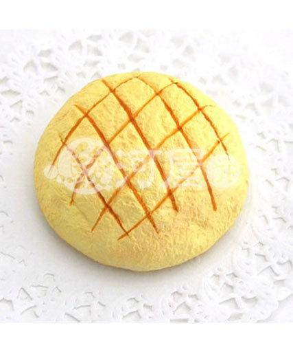 【新品】スクイーズ(食品系/おもちゃ) 野いちご 柔らか焼きたてメロンパン マザーガーデン